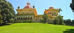 Palácio De Monserrate - Portugal