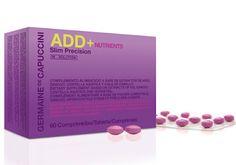 Slim Precision de la gama ADD+ Nutrients de Germaine de Capuccini