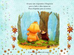 A magia da estrela do outono Painting, Preschool, Star, Friendship, Leaves, Fall, Feltro, School Libraries, Magick