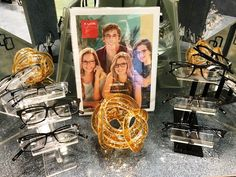 Kliik frames great for small faces!