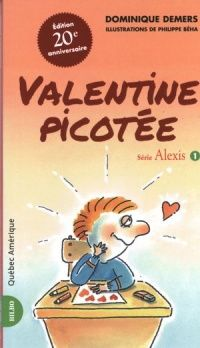Alexis T.1: Valentine Picotée, Philippe Beha