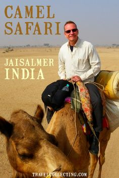 Your guide to a Rajasthan desert safari. Take a camel ride in Jaisalmer. Jaisalmer Desert Safari all youn need to know. Travel Articles, Travel Advice, Travel Guides, India Destinations, Jaisalmer, Travel Things, Travelling Tips, Freaking Awesome, Travel List