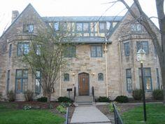 Delta Zeta sorority house, University of Iowa