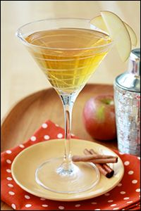 Holiday Happy Hour! (Cocktail Recipes)