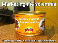 Marketing nie ściemnia - ściemniają ludzie używając narzędzi marketingu
