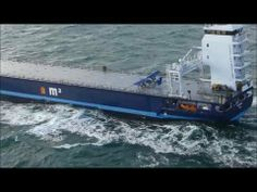 ▶ Extreme small plane landing on a ship at sea - YouTube
