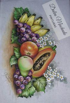 A imagem pode conter: fruta e comida