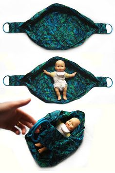infant scale sling