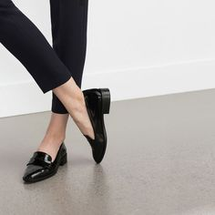 Image 2 of ANTIK LOAFERS from Zara