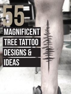 55 Tree Tattoo Designs