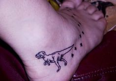 my boy blue wants me to get a dino tat for him....i would consider this x