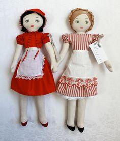 A Bespoke Bosom Doll by BespokebyEL on Etsy