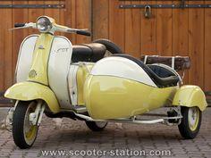 Vente aux enchères Artcurial Motorcars : Un side-car Lambretta TV 175 de 1958 à décrocher ! - Scooter Station