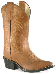 Childrens' Old West Cowboy Boots - Pointed Toe available at #Sheplers