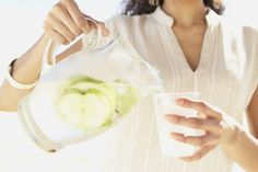 Tips from a Nutritionist for a Safe, Healthy Yom Kippur Fast: Drinking plenty of water is key to preparing for a comfortable fast.