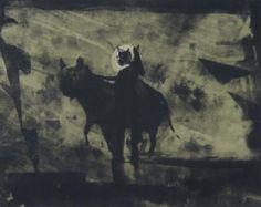 Jason Greig New Art, Printmaking, New Zealand, Illustration Art, Horses, Painting, Animals, Animales, Animaux