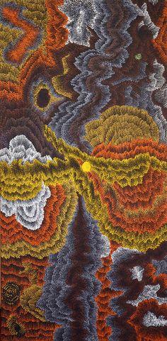 Sidney MOODY_Ngudi_Australian Aboriginal art #Artaborigene #aboriginalart…