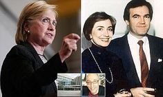 FBI files linking Hillary Clinton to the 'suicide' of White House counsel have vanished   Daily Mail Online