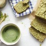 Matcha tea cake via AmyChaplin.com