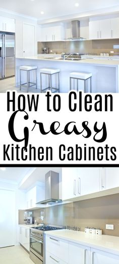 29 Best How To Clean Kitchen Cabinets Images In 2015 Cleaning