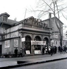 TEPEBAŞI DRAM TİYATROSU GREV ZAMANI-1965
