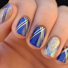 Awesome nails! - @fashionforall- #webstagram