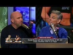 Dana White Realistic — Addresses What Happens If Ronda Loses To Nunes