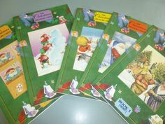 Christmas Treasure Chest of 5 books by Tormont by VintageTrouvez on Etsy