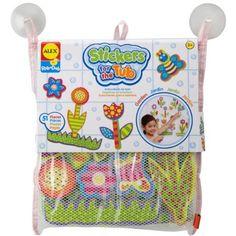 ALEX Toys Rub a Dub Stickers for the Tub Garden