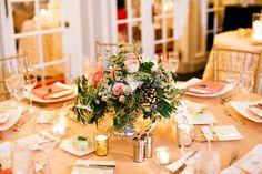 Photography: Kina Wicks - www.kinawicks.com   Read More on SMP: http://www.stylemepretty.com/2014/05/28/elegant-renaissance-blackstone-hotel-wedding/