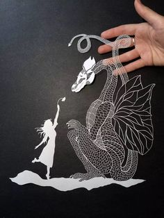 Cut paper - Imgur