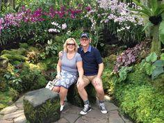 Singapore's Botanic Gardens... stunning - Oct 14