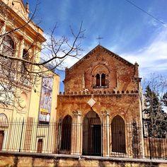 Antique Churh - Palermo - Sicily