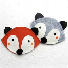 What is trending this fall? Anything and everything fox related. Your kids will love to dress up as fox or wear one as a hat, cuddle with one bed. Who doesn't love a cute fox?