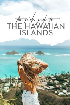 Planning a trip to the Hawaiian islands? Not sure which island to visit? As someone who's lived here for 5 years and traveled to each island, I've shared some tips and things to do for each island so you can plan your Best Hawaiian Island, Hawaiian Islands, Hawaii Travel Guide, Travel Tips, Surf Competition, Quick Travel, Hawaii Honeymoon, Hawaii Life, Nightlife Travel
