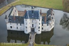 Château de Pont St Pierre - Vallée de l'Andelle - 27360 Pont St Pierre - Eure (27) - Haute Normandie
