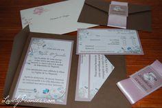DIY : des enveloppes pour faire-part