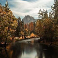 Yosemite National Park Photo by @jennkichinko