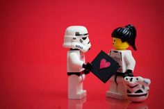 balakov - you a little cute for a stormtrooper- lego stormtrooper star wars Star Wars Valentines Day, Lego Valentines, Valentines Gifts For Him, Happy Valentines Day, Valentine Stuff, Homemade Valentines, Saint Valentine, Lego Stormtrooper, Stormtroopers