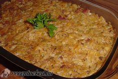 See related links to what you are looking for. One Pot Meals, No Cook Meals, My Recipes, Favorite Recipes, Hungarian Recipes, Pork Dishes, Nutella, Macaroni And Cheese, Casserole