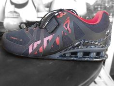 Inov-8 Weightlifting Shoe: The FastLift (to be released in July '13) - I MUST HAVE THESE!