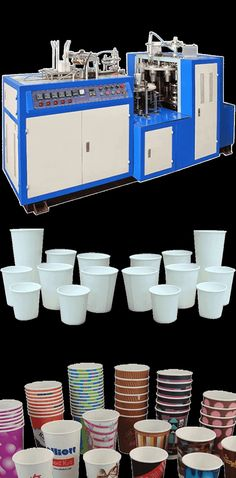 paper cup machine   paper cup making machine   Custom Size Moulds   bharathmachinery.com