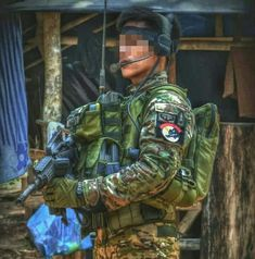 The Tabak, Airborne and the Panther patches: Philippine Army Scout Rangers down South Philippine Army, Down South, Modern Warfare, Special Forces, Sailors, Soldiers, Panther, Philippines, Countries