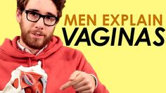 How did a bunch of guys do when they were handed a medical model and asked to explain the female anatomy?   This Is How Men Think Vaginas Work