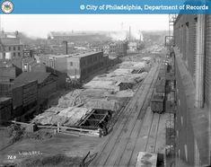 Pennsylvania Avenue - Birds Eye View West from 22nd Street -1899