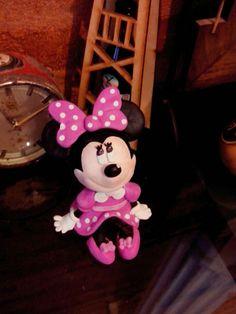 Minnie porcelana fría