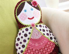 Russian doll pyjama case