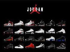 Every Jordan Shoe Ever Made In Order