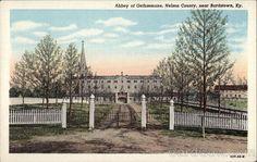 Abbey of Gethsemane, Nelson County