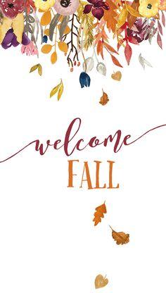 Fall iPhone wallpaper WELCOME FALL.jpg